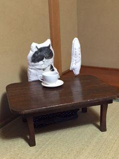 お相伴ネコ コーヒー.jpg