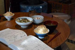 食事の再現(楠公飯).JPG